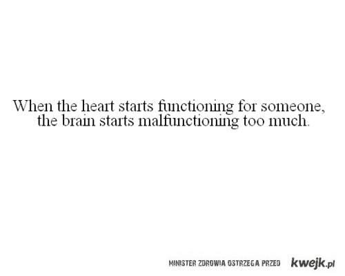kiedy serce...