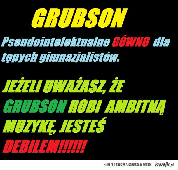 GRUBSON NAJLEPSZY