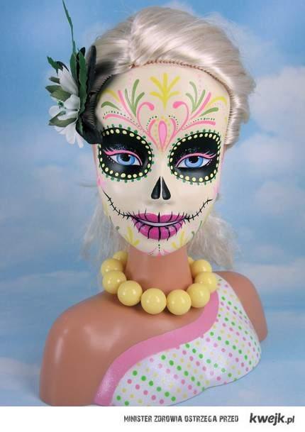 dead barbie