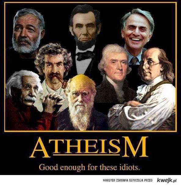 Ateizm,