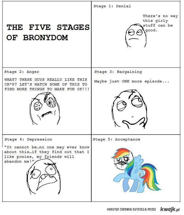 Jak zostać kucykomanem - 5 kroków