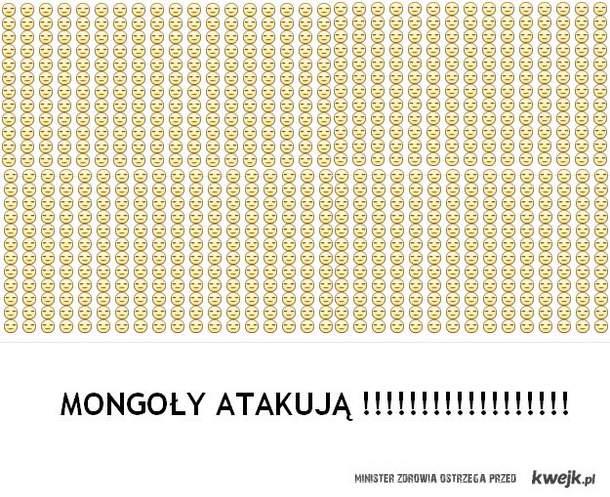 mongoły