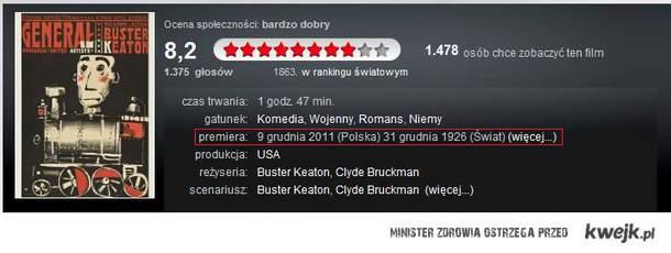 Polscy tłumacze - Nawet niemy film potrafią opóźnić