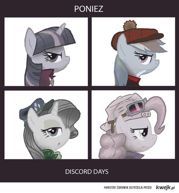 discord days