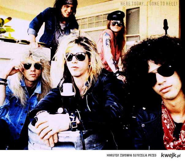 Guns N' Roses <3