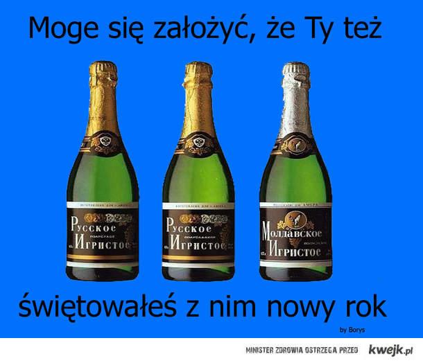 ruski szampan :)