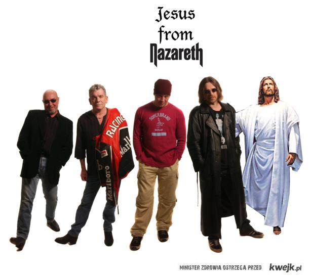 Jezus z Nazaret(h)u