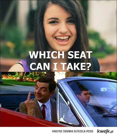 Mr.Bean vs Rebecca Black