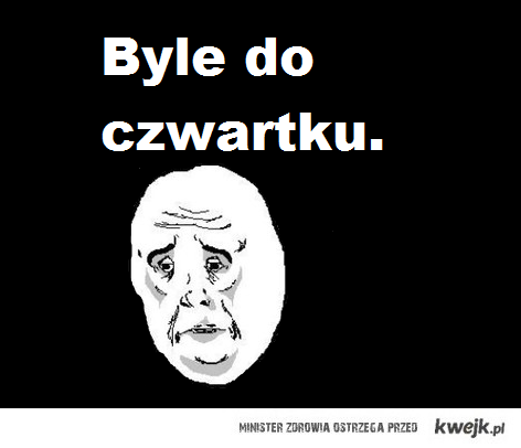 Do czwartku