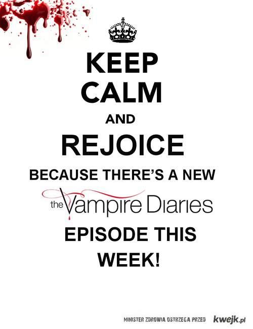 The Vampire Diaries.