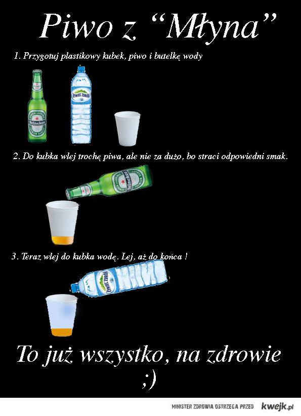 """Piwo z """"Młyna"""""""