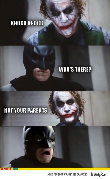 not your parents