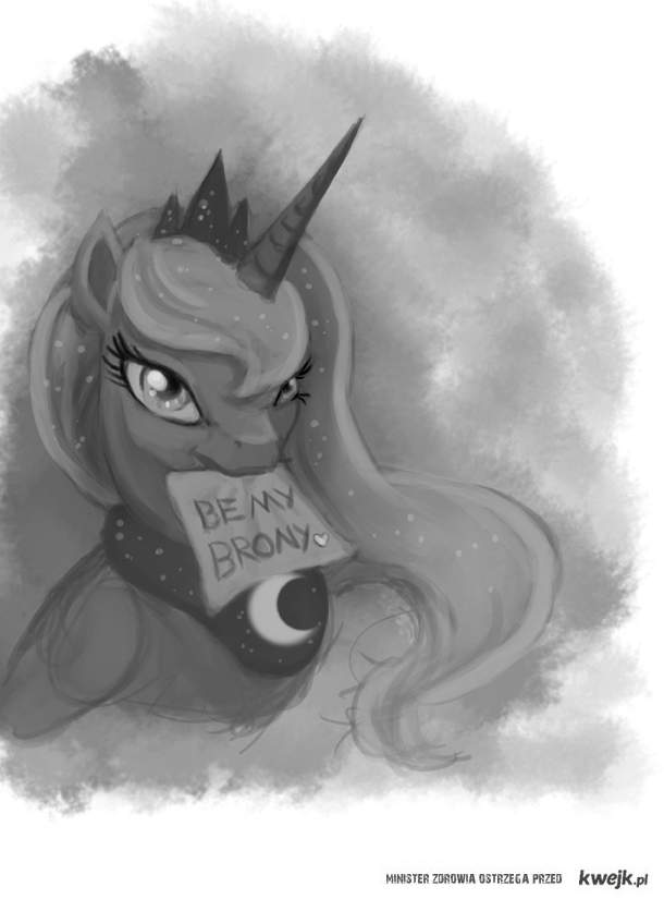 be my brony!