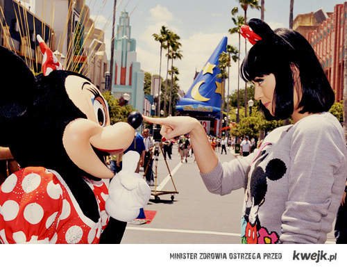 Katy z Minnie