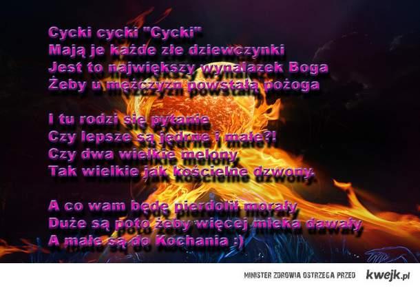 Wiersz O Cyckach Ministerstwo śmiesznych Obrazków Kwejkpl