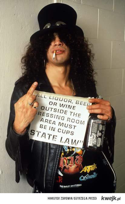 Slash <3