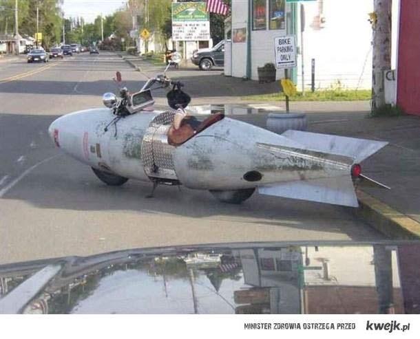 rakieta uliczna