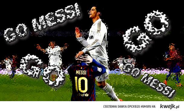 GO MESSI