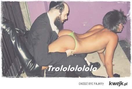 tak się bawią Żydzi.