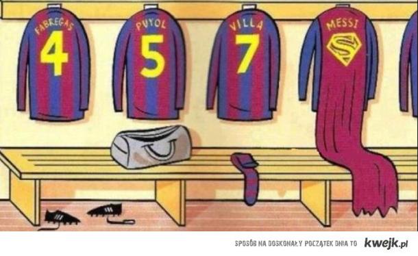 Messi :D