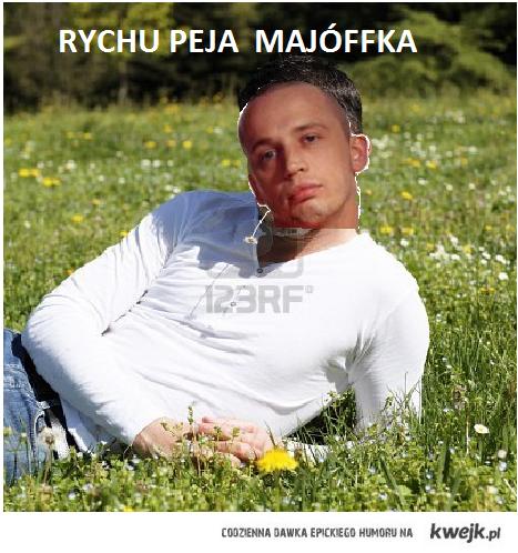 Rychu Peja Majóffka