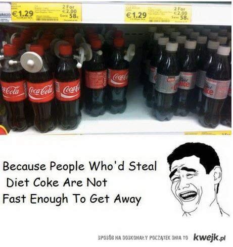Cola dietetyczna