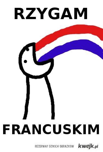 RZYGAM FRANCUSKIM