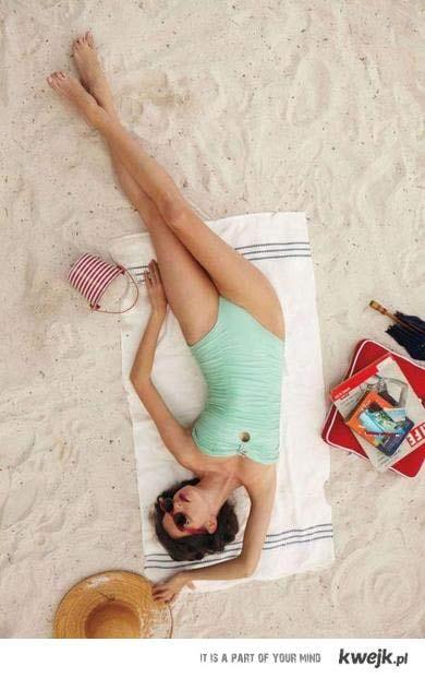 wakacje, plaża