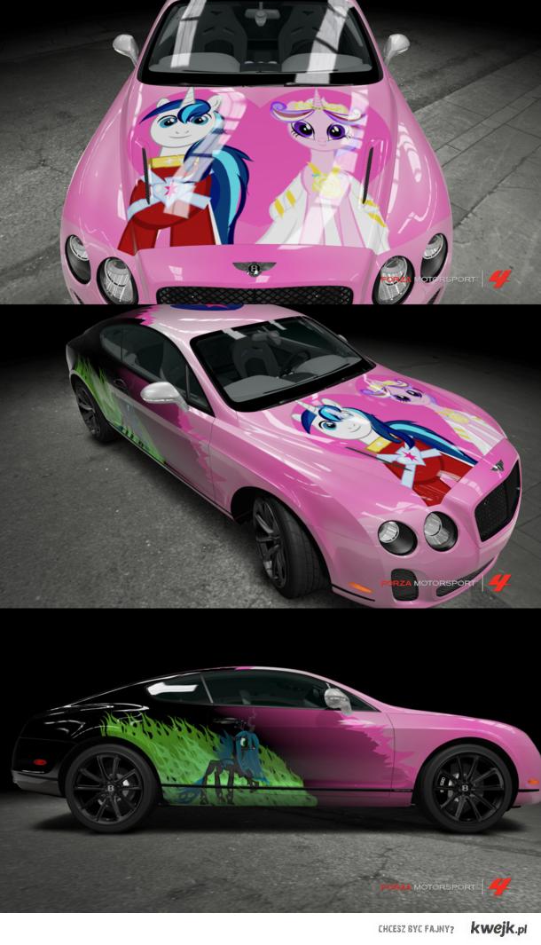 Royal Wedding car