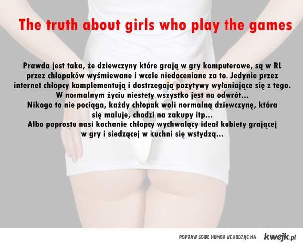 Dziewczyny i gry
