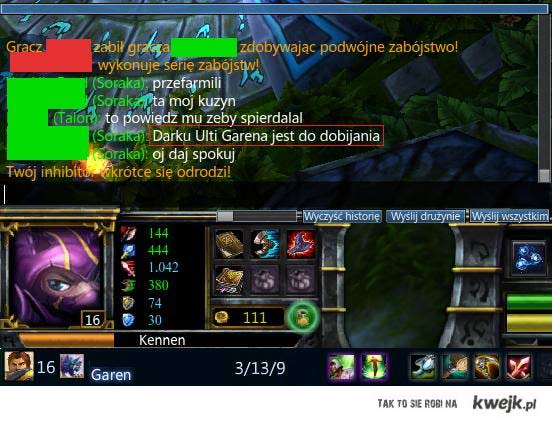 Pro Darku League of Legends