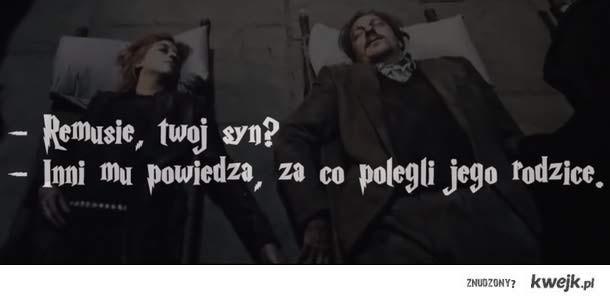 Harry Potter I Insygnia Śmierci cz. II