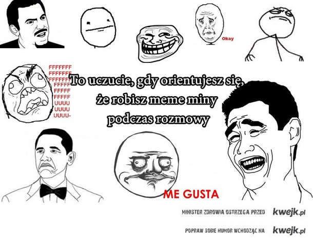 Meme miny :D