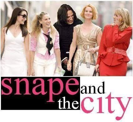 Snape in the City