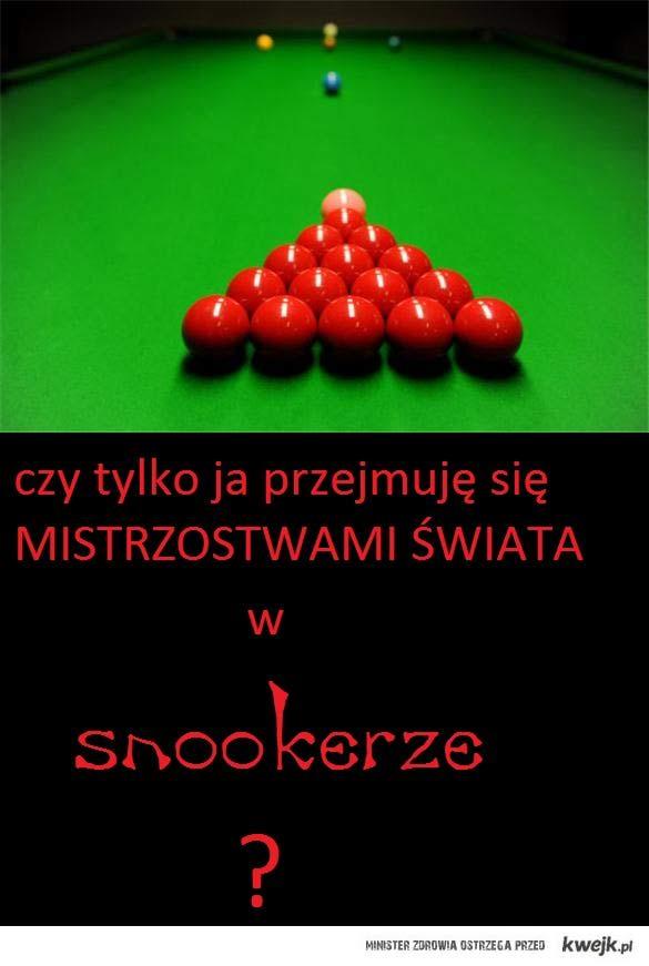 snooker <3