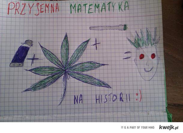 Przyjemna matematyka