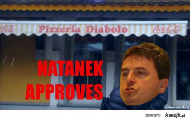 Pizzeria Diabolo - Ks. Natanek Poleca