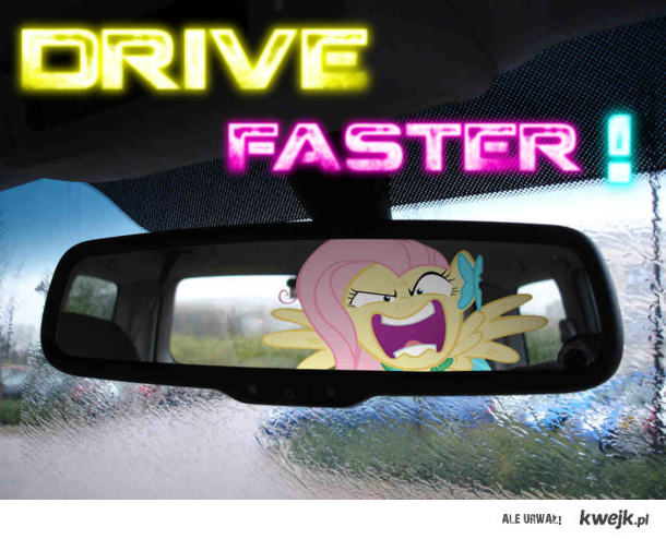 Drive Faster!