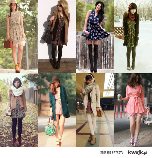 Która najlepiej ubrana?
