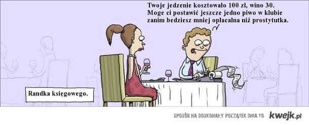 ekonomiczna randka