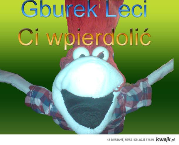 Gburek muppet