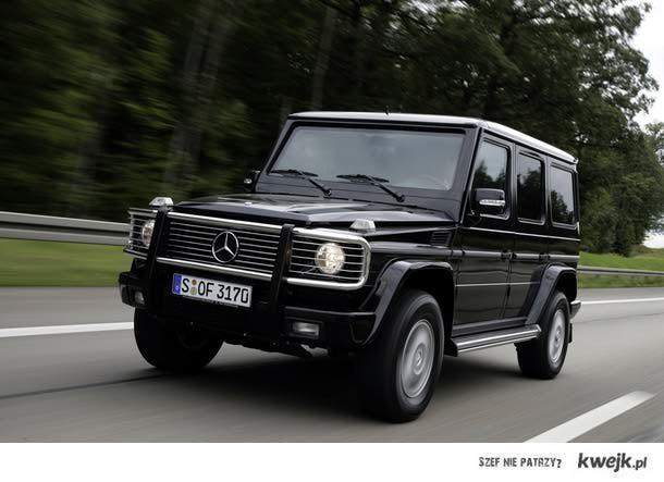 Mercedes G Klasse <3