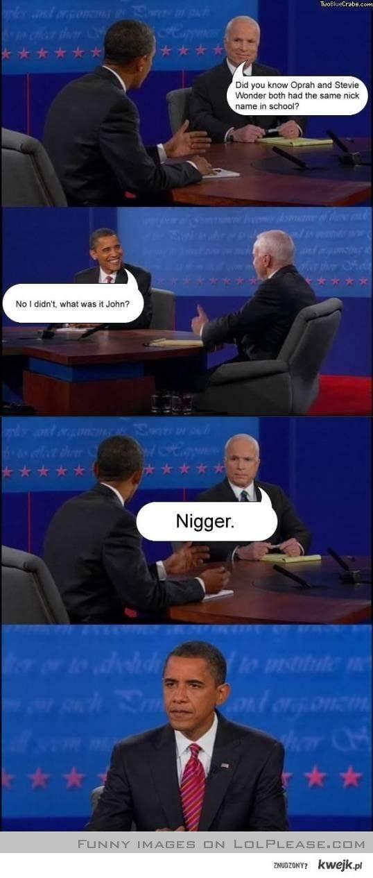 Nigger Obama