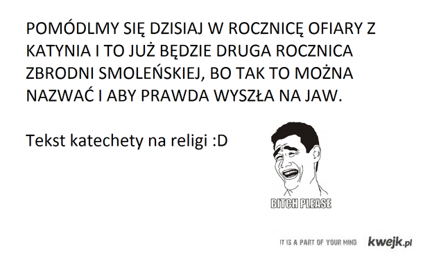 Religia ; )