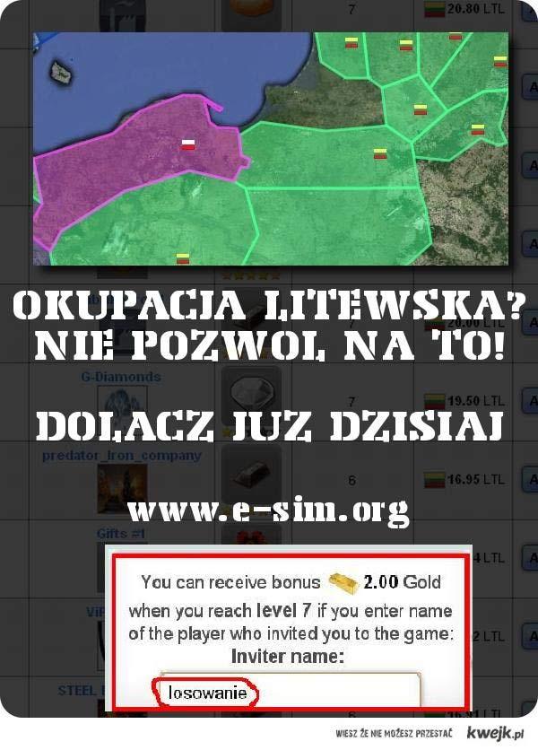 Pomóż powstać Polsce z kolan!