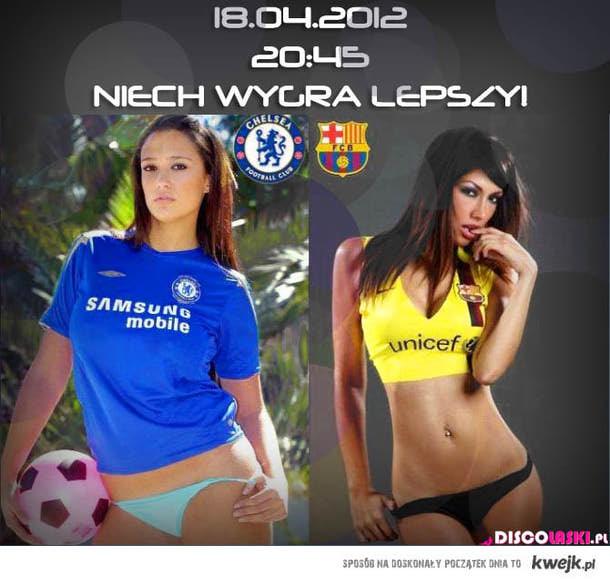 Chelsea vs. Barcelona