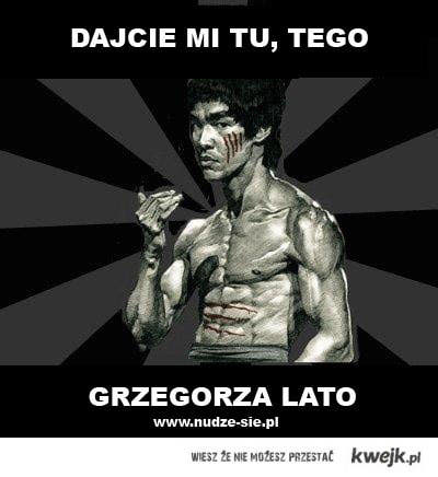 Bruce Lee, yeahhhh!