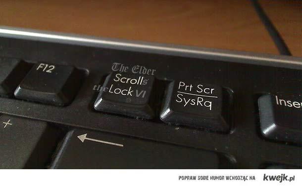 Scroll Lock