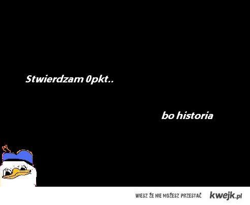 egzamin z historii