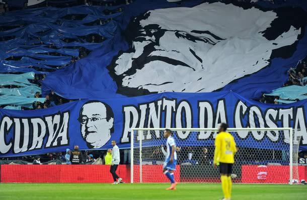 Kibice Porto